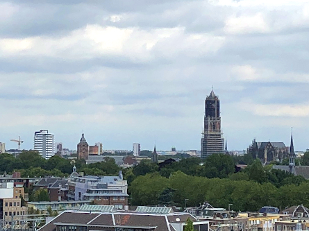Pixxoo webbureau Utrecht - view Utrecht Domtoren